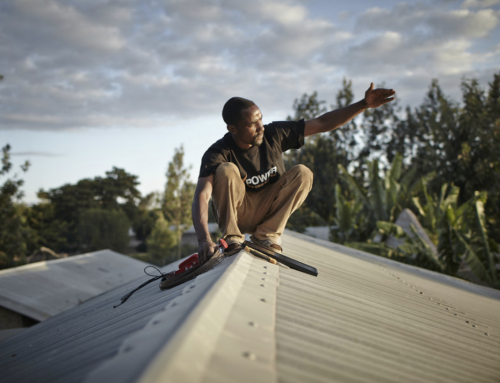 Off-grid solar energy takes root in West Africa