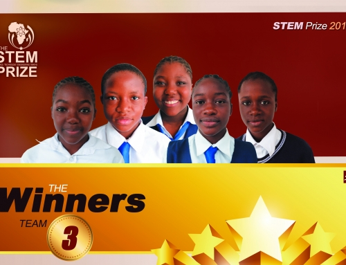 Winners of 2016 STEM Prize Competition