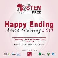 2019 STEM Prize awards Happy Ending Banner