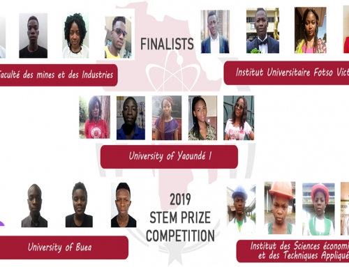 Finalists of the 2019 STEM Prize Competition