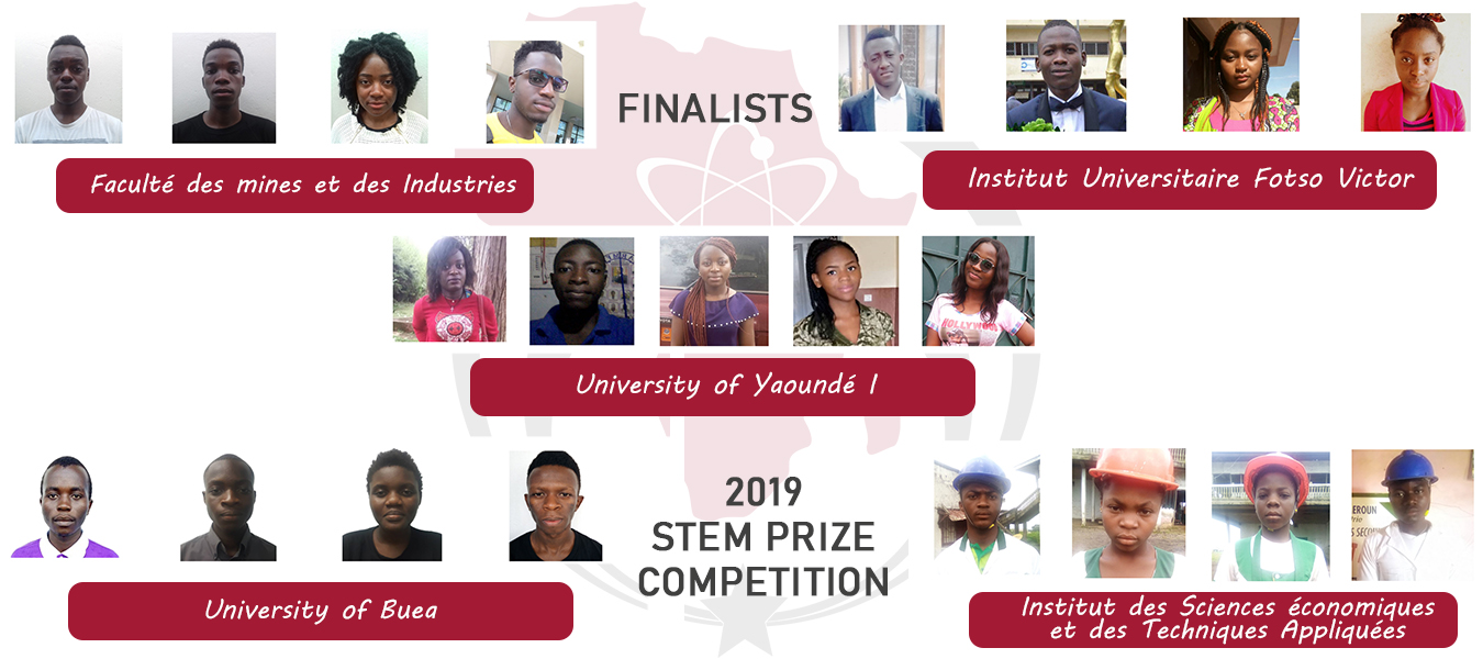 finalist Stem prize2019Up