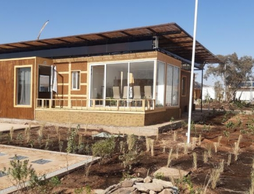 Africans are creating an energy-efficient home